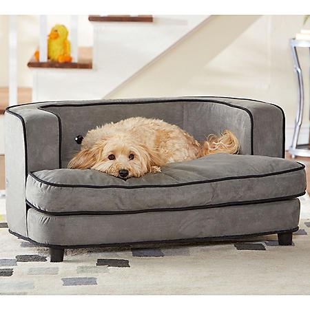 Enchanted Home Pet Cliff Pet Sofa, Medium Dogs Up To 50 lbs
