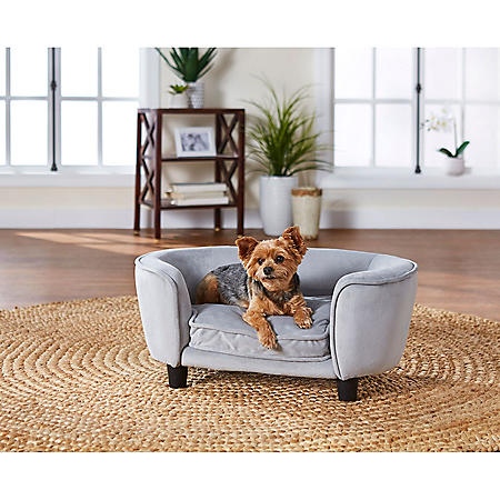 Enchanted Home Pet Coco Pet Sofa, For Pets Up To 10 lbs. (Choose Your Color)