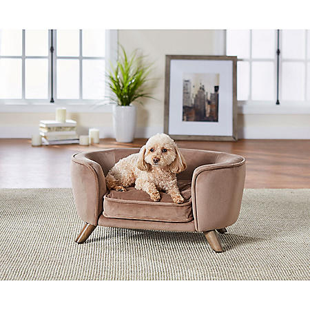 Enchanted Home Pet Romy Pet Sofa, Beige
