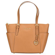Women's Jet Set Top-Zip Tote Bag by Michael Kors