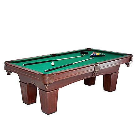 8-Ft. Billiard Table