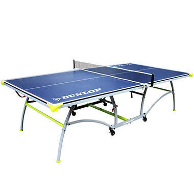 Dunlop Official Size 2 Piece Table Tennis Table
