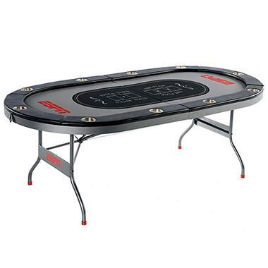 ESPN 10 Player Poker Table
