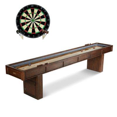 Barrington Webster 12u0027 Shuffleboard Table