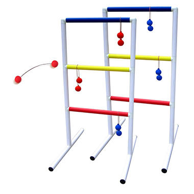 MD Sports Jumbo Ladder Toss Lawn Game