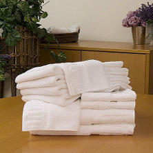 10 Piece Stately Towel Set