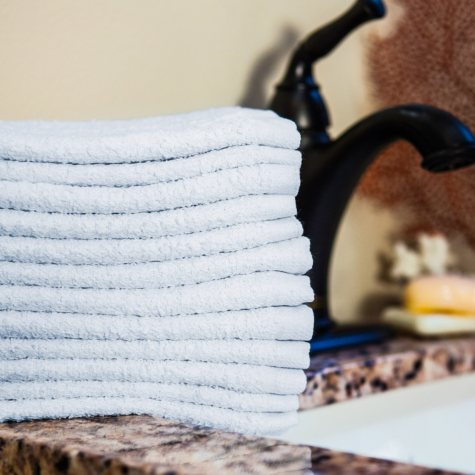 Hotel Wash Cloth, White (300 ct.)