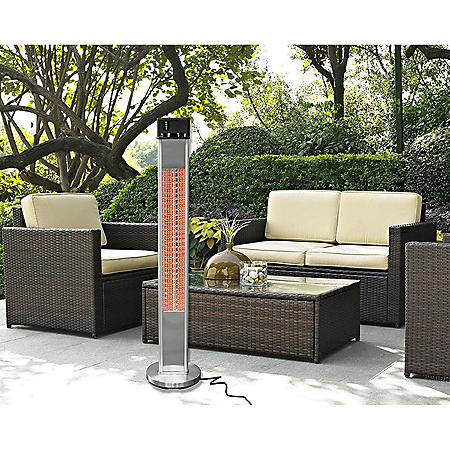 Westinghouse 1500W Freestanding Electric Patio Heater