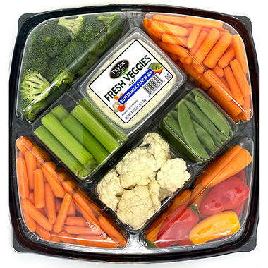 Costco Auto Program >> Gourmet Vegetable Tray (4 lbs.) - Sam's Club