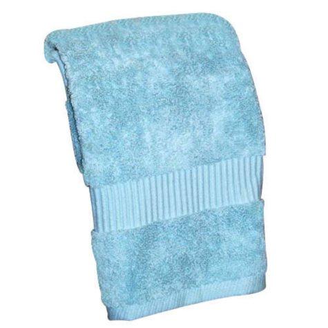 100% Cotton Hand Towel - Surf Blue