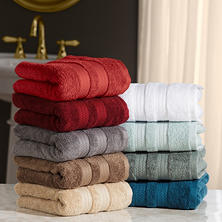 "Hotel Luxury Reserve Collection 100% Cotton Luxury Hand Towel 16"" x 30"""