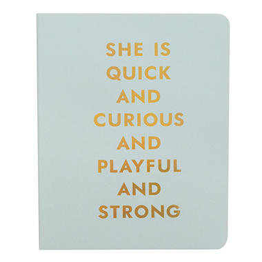 Kate Spade Quick and Curious Spiral Notebook