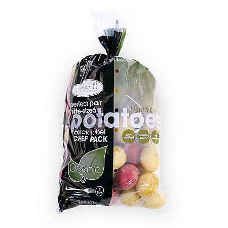 Organic Perfect Pair Mini Potatoes (5 lbs.)