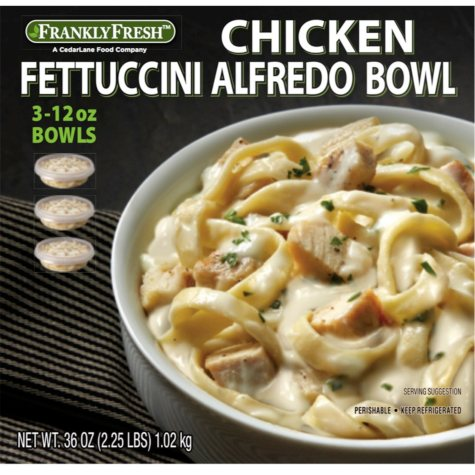 Frankly Fresh Chicken Fettuccini Alfredo Bowl (36 oz.)