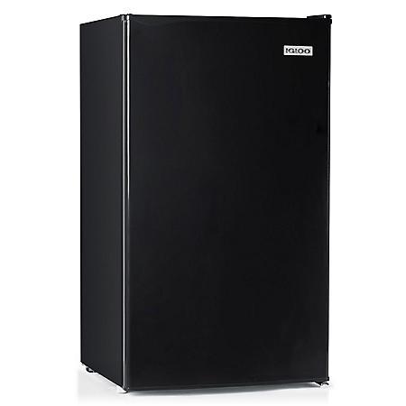 Igloo 3.2 cu. ft. Single-Door Refrigerator, IRF32BK
