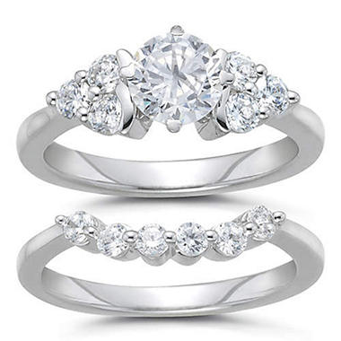 1.83 ct. t.w. Diamond Engagement Ring Set (H-I, SI2)