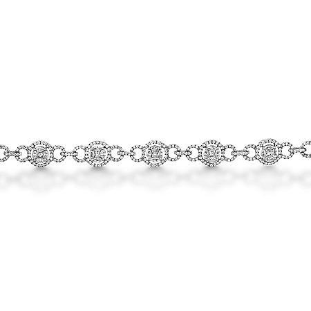 4 ct. t.w. Diamond Bracelet (H-I, I1)
