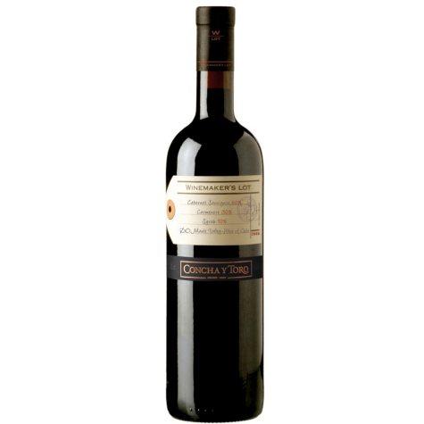Concha y Toro Winemaker's Lot Red Blend (750 ml)
