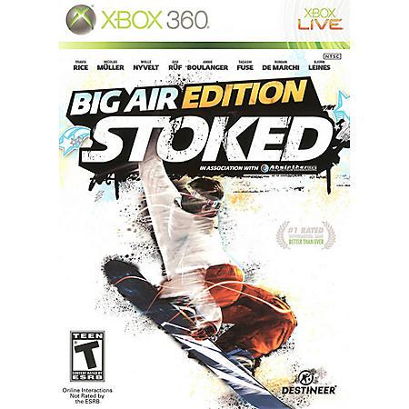 Stoked Big Air - Xbox 360