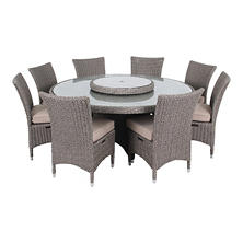 OVE Decors Habra II 9-Piece Outdoor Dining Set