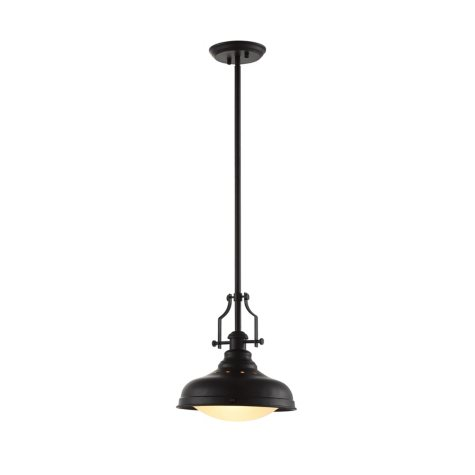 OVE Decors Bergin I Bronze Finish LED Integrated Pendant