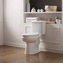 Ove Decors Newport 2-Pc. Toilet