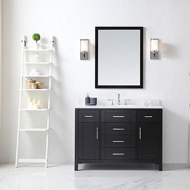 Ove Decors Tahoe 48 In Bathroom Vanity With Mirror