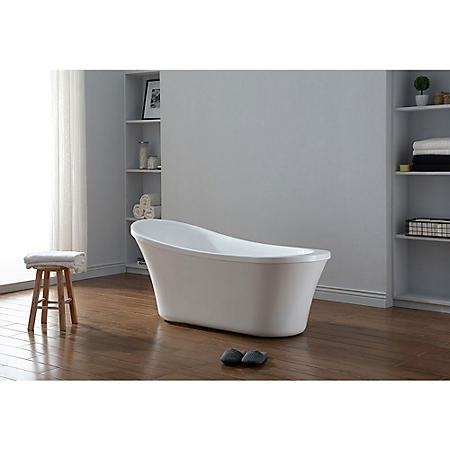 "OVE Decors Ruby 65"" Freestanding Bathtub"
