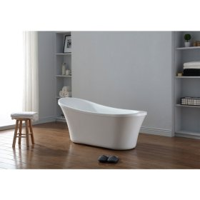 "OVE Decors Ruby 65"" Freestanding Bathtub"