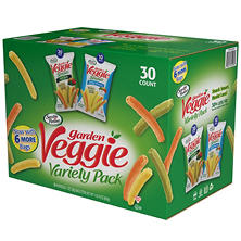 Sensible Portions Veggie Snacks Variety (1 oz. each, 30 ct.)