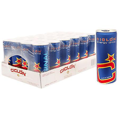 Ciclon Energy Drink (8.3oz / 24pk)