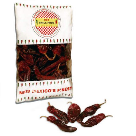Chile Pods (2 lbs.)