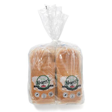 Harper's Homemade Bran Bread (48 oz., 2 pk,)