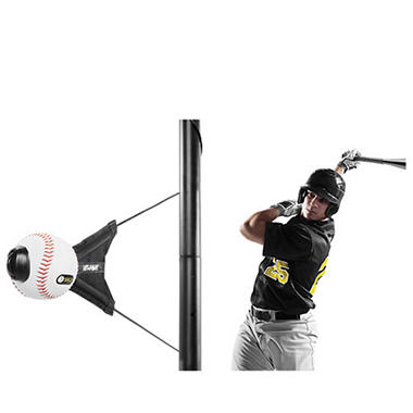 Hit-A-Way Baseball Swing Trainer