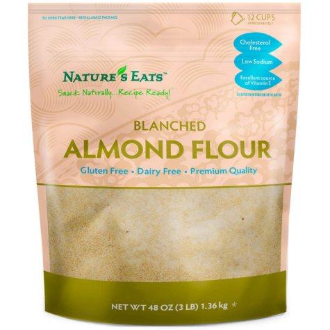 Nature's Eats Blanched Almond Flour (48 oz.)
