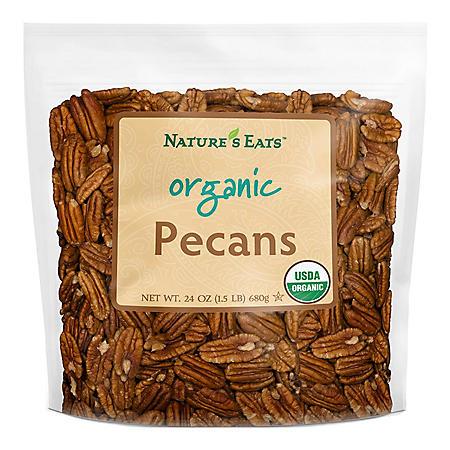 Nature's Eats Organic Walnuts (24 oz.)