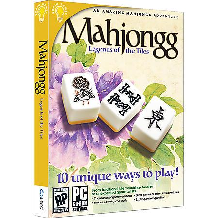 Mahjongg Legends of the Tiles
