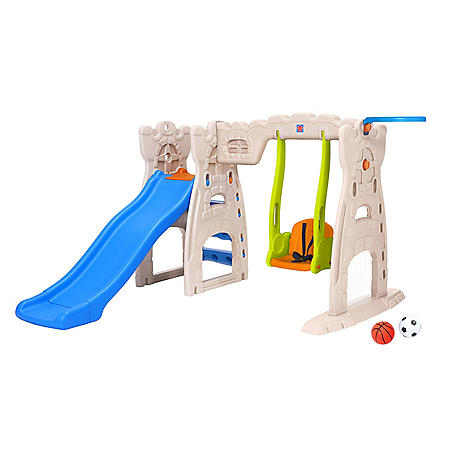 Scramble 'N Slide Play Center