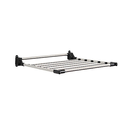 Greenway Stainless-Steel Indoor Wall-Mount Drying Rack