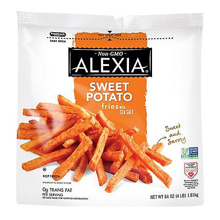 Alexia Sweet Potato Julienne Fries (64 oz.)