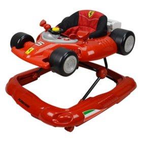 Ferrari F1 Walker, Red