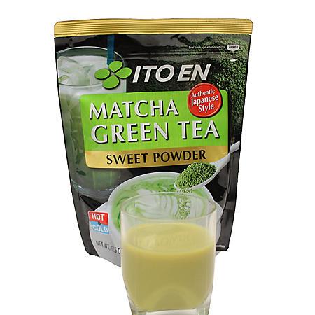 ITO EN Matcha Green Tea Sweet Power (17.5 oz.)