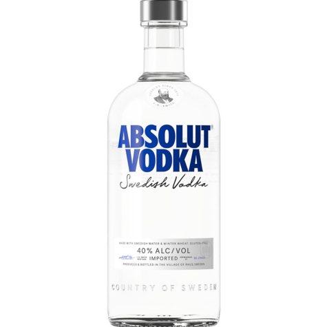 Absolut Vodka (750ML)