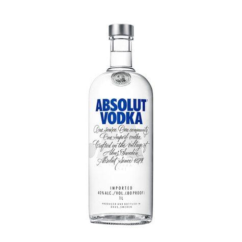 Absolute Vodka (1 L)