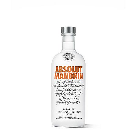 Absolut Mandrin Vodka (1 L)