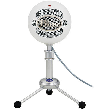 Blue Microphones Snowball USB Condenser Microphone