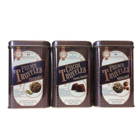 Prestige Confiseur Truffles Assortment, Various Colors (3 pk.)