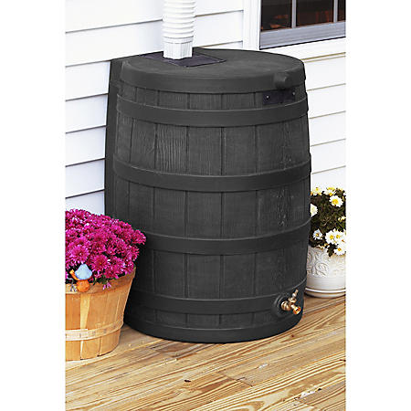 50-Gallon Rain Wizard Barrel, Assorted Colors