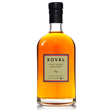 Koval Rye Whiskey (750 ml)