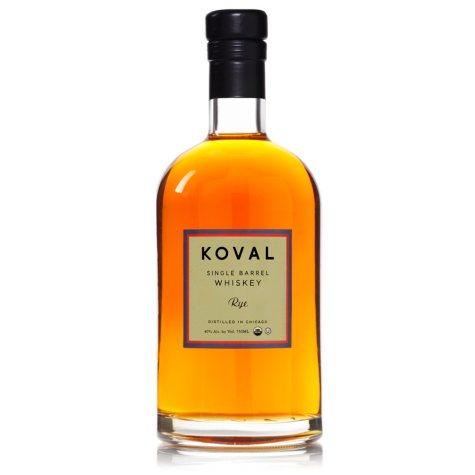 Koval Rye Whiskey (750 ml)